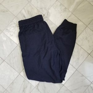 J. Crew Pants - Navy Blue J. Crew Jogger Pants